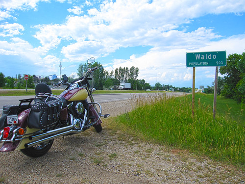 06-22-2012 Ride - Waldo,WI