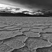Badwater in Black......and white by Micahhead