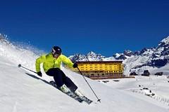 Jižní Amerika: lyžování v rytmu tanga