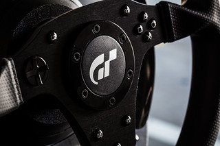 GT Academy - HumanRacing Chassis