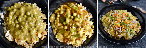 Masala Puri Chaat Recipe - Step5