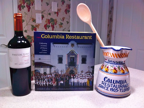 Columbia Restaurant Accessories - 1