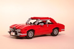Alfa Romeo 2000 GTV Coupe - 105 Series