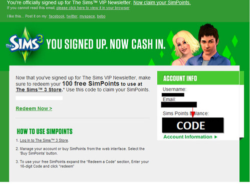 The Sims 3 Top promo codes we present here can be applied to both online and in-store shopping. As we aim to provide comprehensive coupons including online coupon codes, in-store coupons, printable coupons, special deals, promo codes etc., you can surely find the most suitable ones among the wide range of available deals.