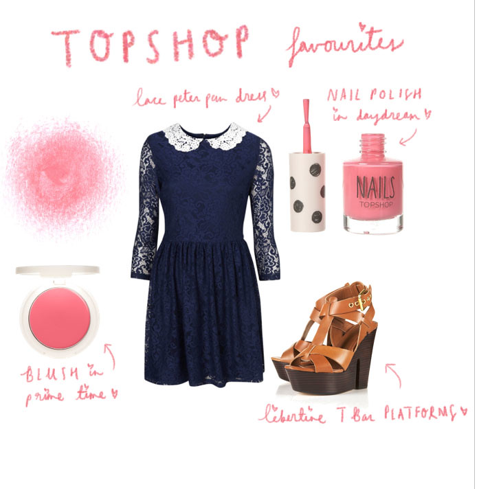 TOPSHOP JUNE FAVES