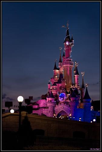 le château de Disneyland Paris