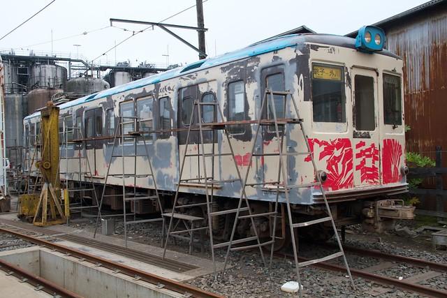 銚子電鉄1000形