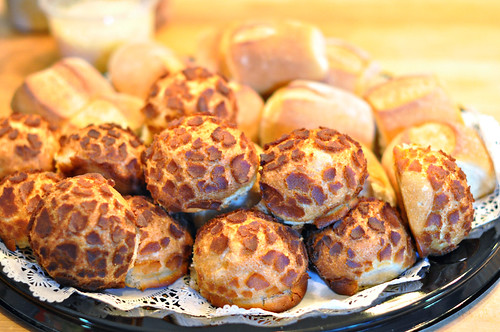Dutch Crunch and Sourdough Rolls copy
