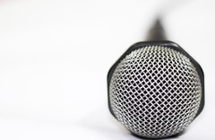 Brevity Codes - microphone image