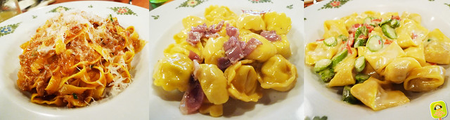 Osteria Morini industry pasta night