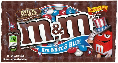 Find product information, ratings and reviews for M&M's Red, White & Blue Milk Chocolate Candies Sharing Size - oz online on aghosting.gq
