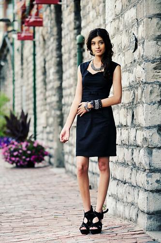 無料写真素材, 人物, 女性, ワンピース・ドレス