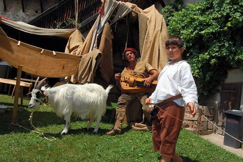 Renaissance Festival family