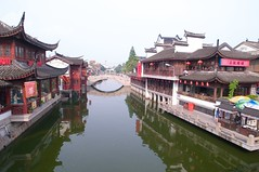 River View of Qibao Old Town