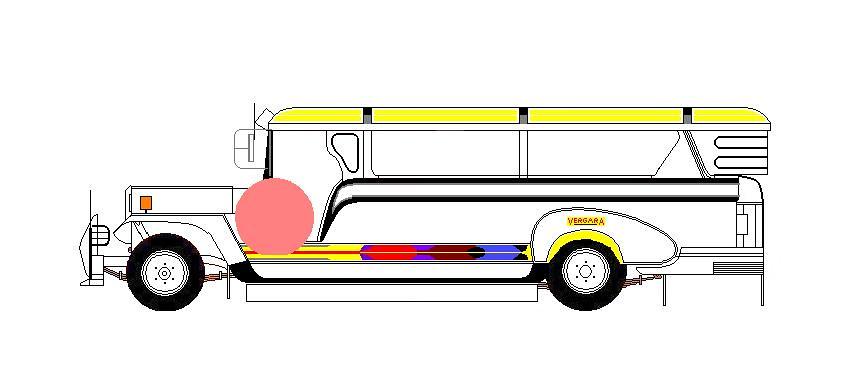 Vergara Motors Jeepney Renan Sityar Flickr