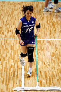 関舞@V-サマーリーグ2012 東部大会