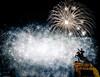 Naadam festival firework