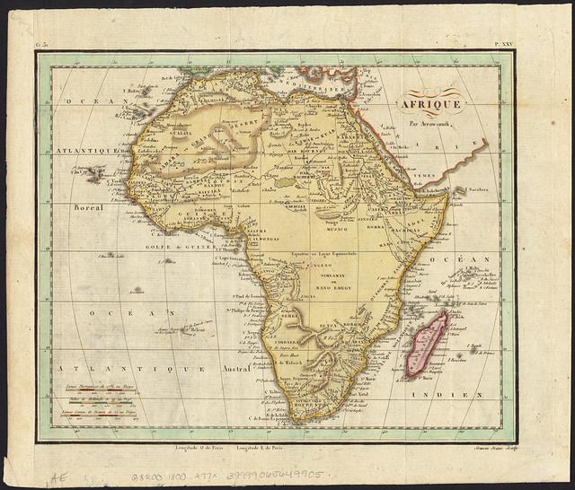 Header of Afrique