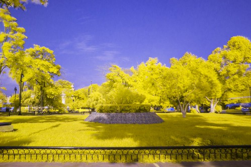color digital canon ir mexico yucatan merida infrared nm 760 infrarrojo t2i