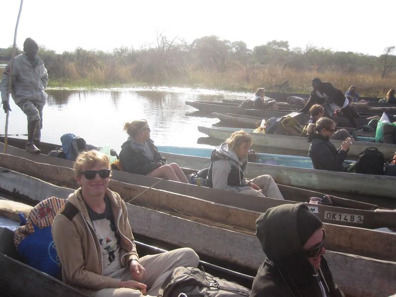 Okavango Delta Botswana Loading Up Africa