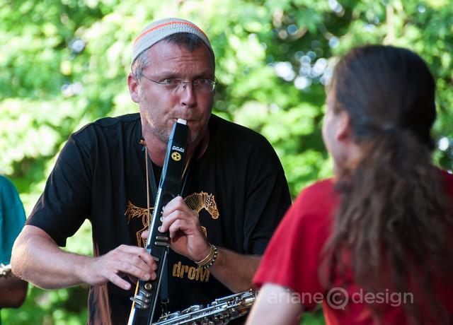 2012 Vancouver Folk Fest Day 1/Besh o droM