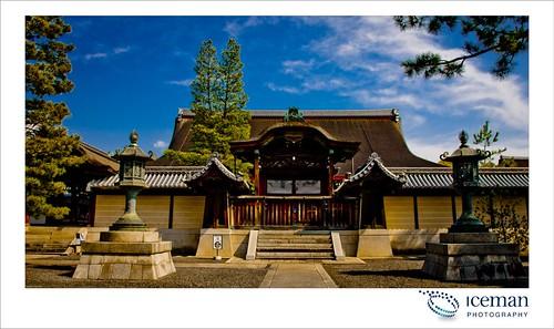 Myoshin-ji Temple 378