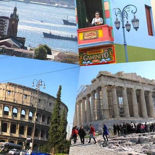 De Valparaíso a Atenas