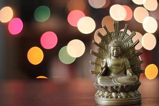 199/365: Buddha