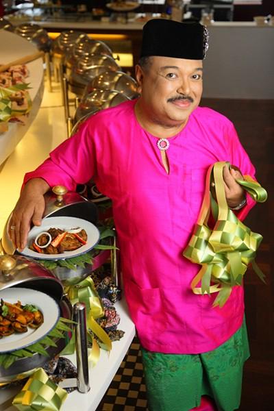3) Selera Kampung Bersama Jaafar Onn di Dorsett Regency Kuala Lumpur