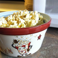 I was hungry! #popcorn #food #snack