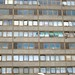 Windows on the Aylesbury Estate