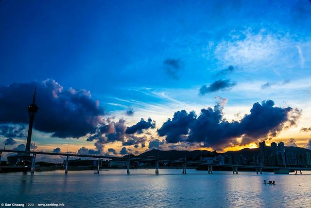 Macau Sunset