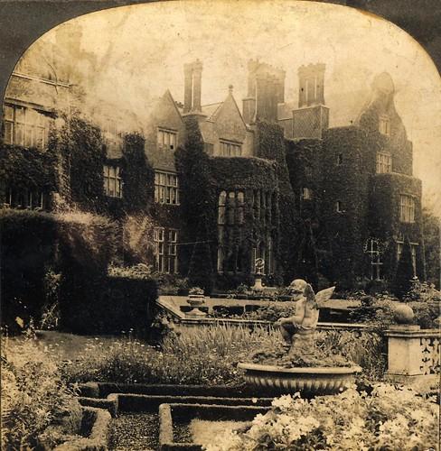 killarneyhouse killarney earlofkenmare mansion stereoview enidmaudelindeman valentinecastlerosse countessofkenmare vintage stereoscopicphotograph aussiemobs