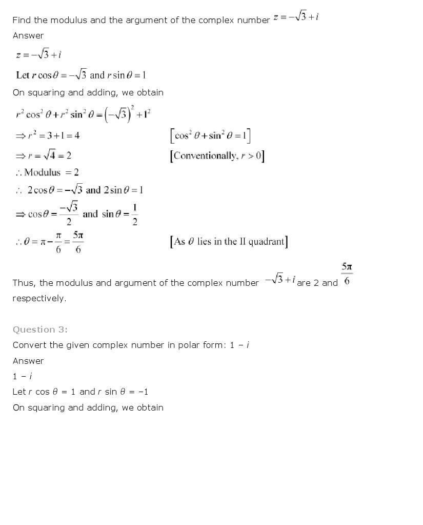 QD 23: Imaginary Numbers - MathOps