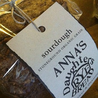 Anna's Daughters Rye Bread