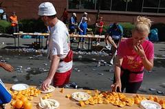 Šest základních pravidel letního stravovacího a pitného režimu