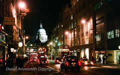 Fleet street scene