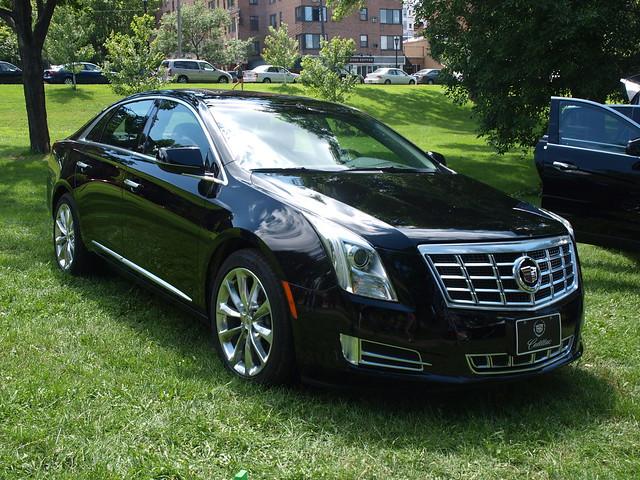 2013 Cadillac XTS 5
