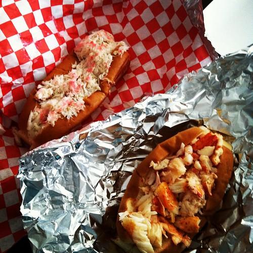 Lobsta rolls