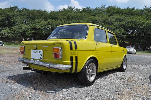 1974-1978 Simca 1000 Rallye 2