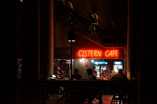 Cistern Cafe Istanbul