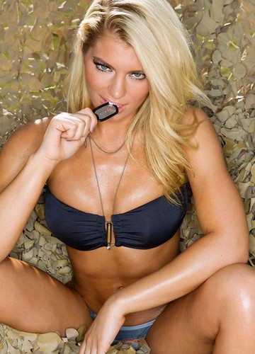 Top Models Featured August 6th Shannon Ihrke