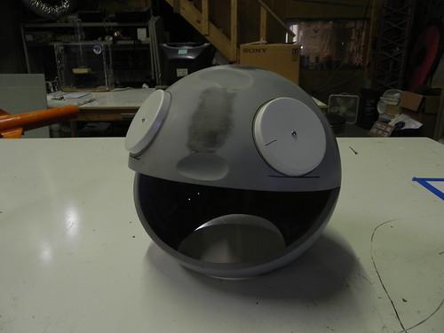 Deadmau5 Cheese Head Pic Heavy