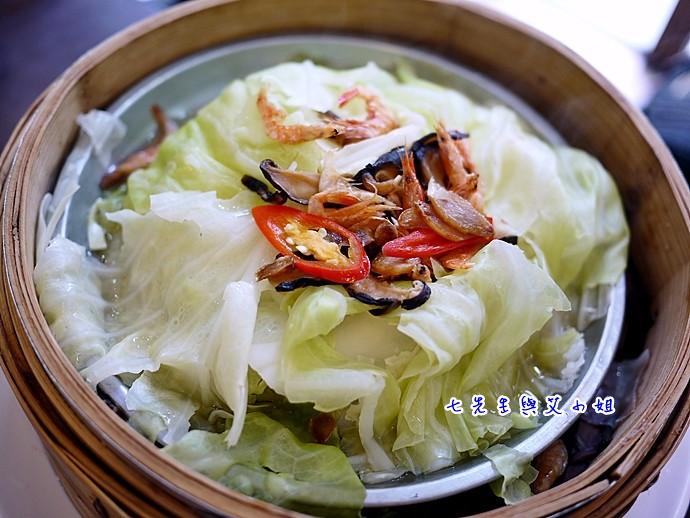 10 櫻花蝦高麗菜