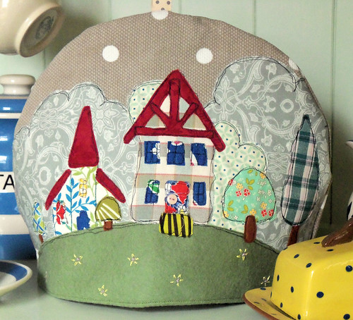 Country Village Tea Cosy