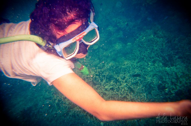 This isn't snorkeling anymore - Pambato Reef, Puerto Princesa