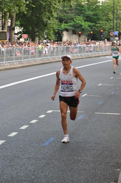 London 2012 The Mens Olympic Marathon Flickr Photo