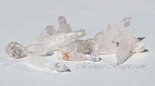 Wand Quartz Crystals