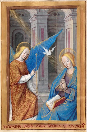 003-Libro de horas- 1500- Bibliothèque de Genève, Comites Latentes 124- Creative Commons CC BY-NC 3.0