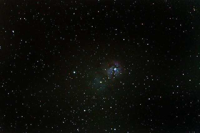 M20 Nebulosa Trífida